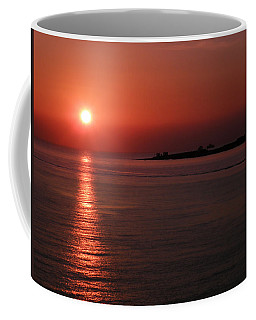 Vela In Grecia Coffee Mug