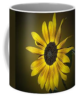 Velvet Queen Sunflower Coffee Mug