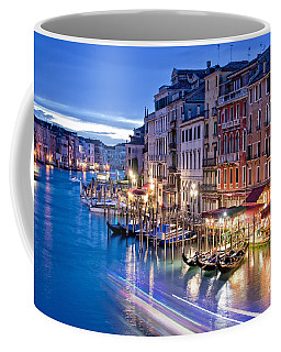 Venetian Blue Coffee Mug