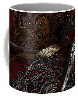 After The Carnival - Venetian Mask Coffee Mug