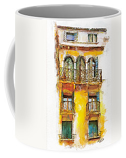 Radiant Abode Coffee Mug