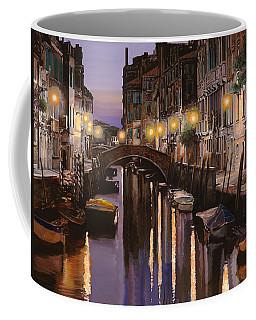 Venezia Al Crepuscolo Coffee Mug