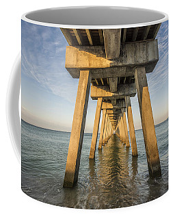 Venice Below The Pier Coffee Mug