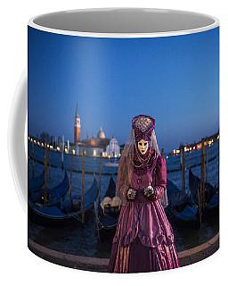 Venice Carnival '15 V Coffee Mug