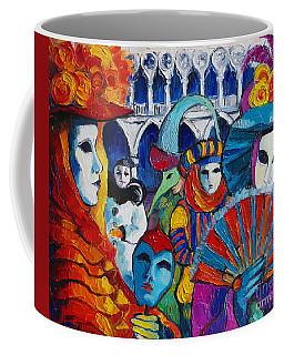 Venice Carnival Coffee Mug