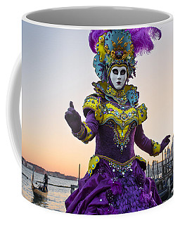 Venice Carnival Iv Coffee Mug