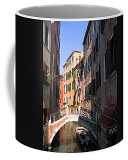 Coffee Mug featuring the photograph Venice by Dany Lison