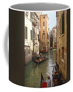 Venice Gondolas Coffee Mug