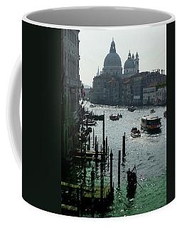 Venice Grand Canale Italy Summer Coffee Mug