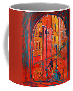 Venice Impression Viii Coffee Mug by Xueling Zou