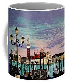 Venice  Italy By Jasna Gopic Coffee Mug