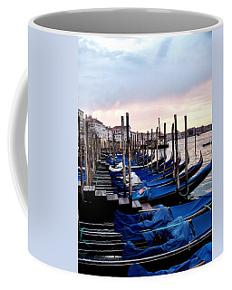 Venice - Waiting For The Day To Start Coffee Mug