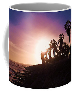 Ventura Beach Sunset Coffee Mug