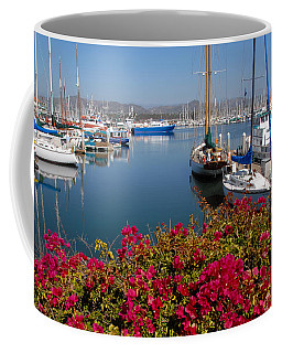 Ventura Harbor Coffee Mug