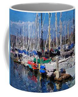 Ventura Harbor Village Coffee Mug