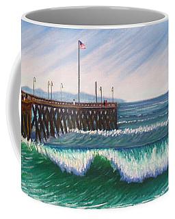 Ventura Pier Coffee Mug