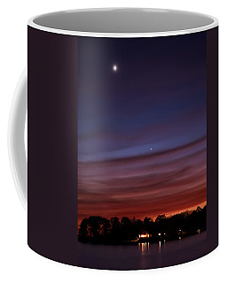 Venus And Mercury Coffee Mug