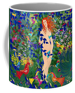 Venus At Exotic Garden Coffee Mug