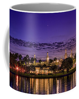 Venus Over The Minarets Coffee Mug