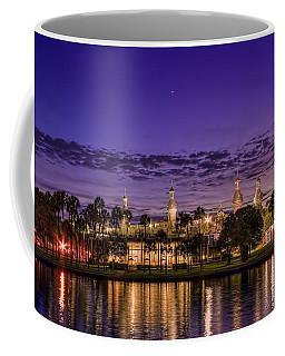 Venus Over The Minarets Coffee Mug by Marvin Spates