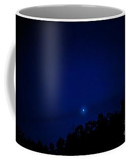 Venus Setting Coffee Mug