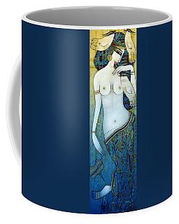 Venus With Doves Coffee Mug