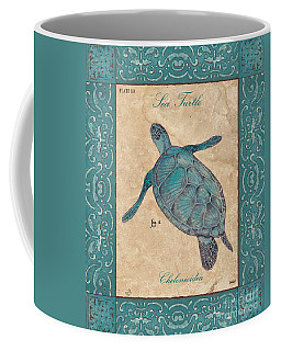 Verde Mare 4 Coffee Mug