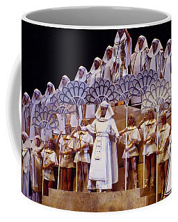 Verdi Aida Coffee Mug by Shaun Higson