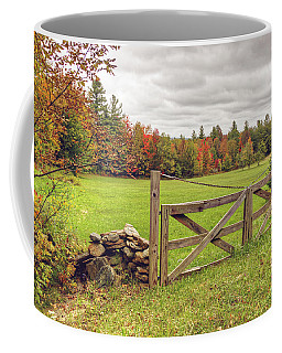 Vermont Countryside Coffee Mug