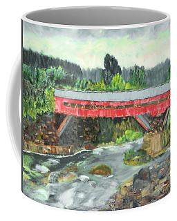 Vermont Covered Bridge Coffee Mug