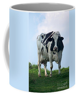 Vermont Dairy Cow Coffee Mug