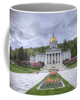 Vermont State House Coffee Mug