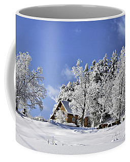 Vermont Winter Beauty Coffee Mug