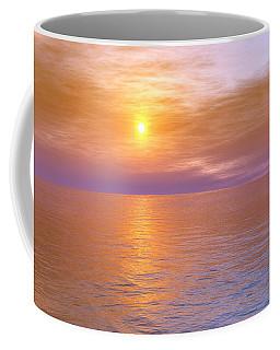 Coffee Mug featuring the digital art Verona Beach by Mark Greenberg