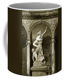 Versailles Colonnade And Sculpture Coffee Mug