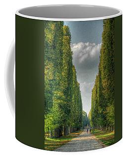 Versailles Promenade Coffee Mug