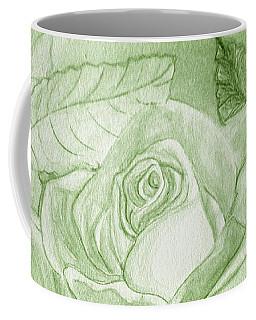 Vert Coffee Mug by Heather  Hiland