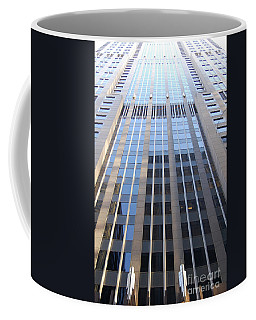 Vertical Chicago By Jammer Coffee Mug