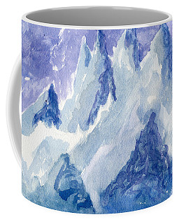 Vertical Horizons Coffee Mug