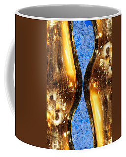 Vertical Independence Coffee Mug by Don Gradner