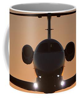 Coffee Mug featuring the photograph Very Close by Paul Job