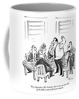 Very Impressive Coffee Mug