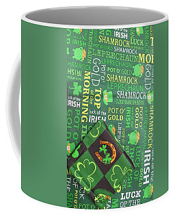 Coffee Mug featuring the photograph Very Irish by Barbara McDevitt