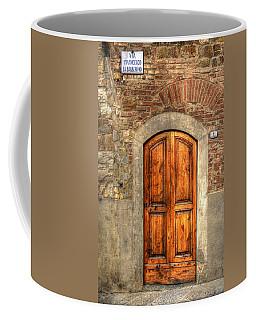 Via Francesco Coffee Mug