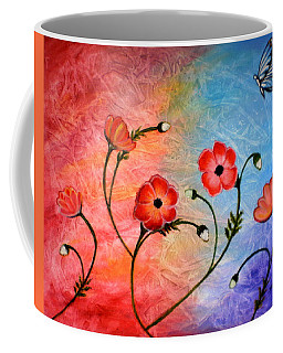 Vibrant Poppies Coffee Mug