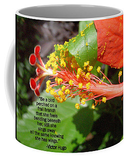 Victor Hugo Coffee Mug