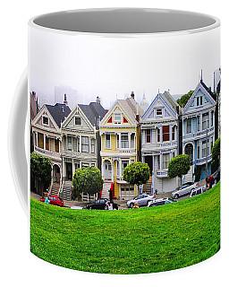 San Francisco Architecture Coffee Mug