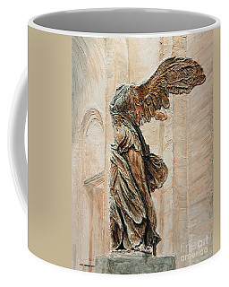 Victory Of Samothrace Coffee Mug