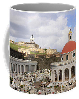 Coffee Mug featuring the photograph Viejo San Juan by Daniel Sheldon