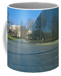 Vietnam Veterans Memorial, Washington Dc Coffee Mug